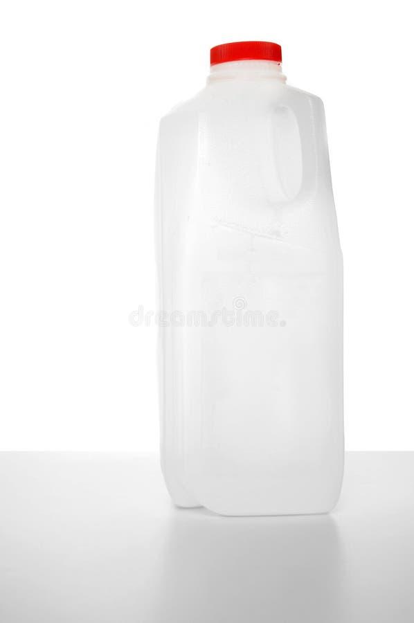 1 het Karton van de Melk van de liter royalty-vrije stock fotografie