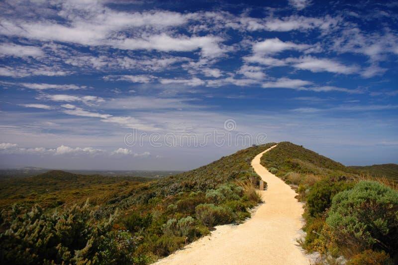 1 himmelhuvudväg till fotografering för bildbyråer