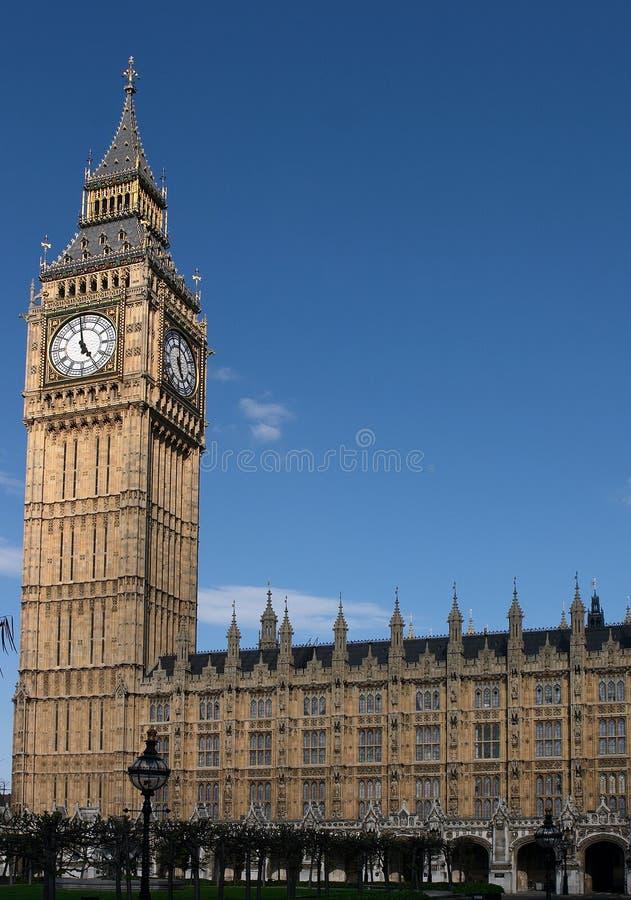 1 husparlament arkivbild