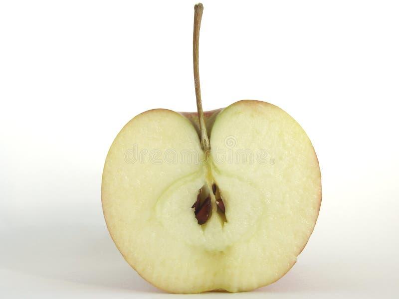 1 jabłko zdjęcie royalty free