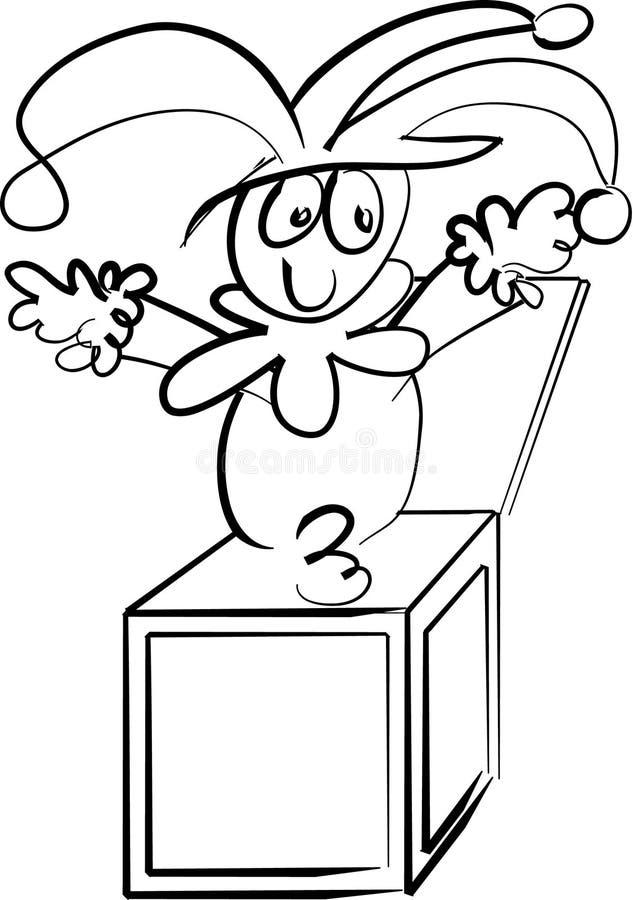 Download 1 jack pudełkowata ilustracji. Ilustracja złożonej z playtime - 42609