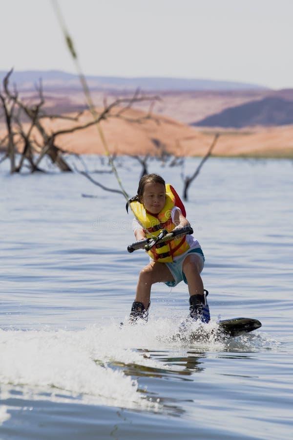 1 jleee wakeboarding obraz stock