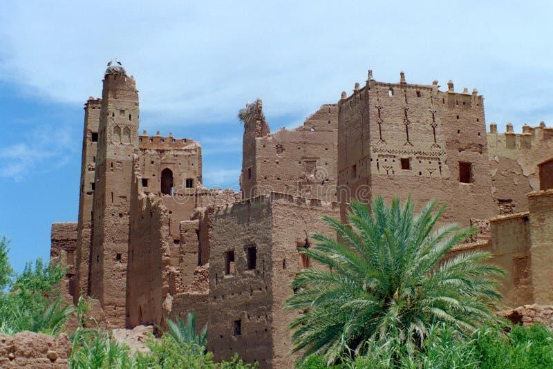 1 kasbah Morocco obrazy stock