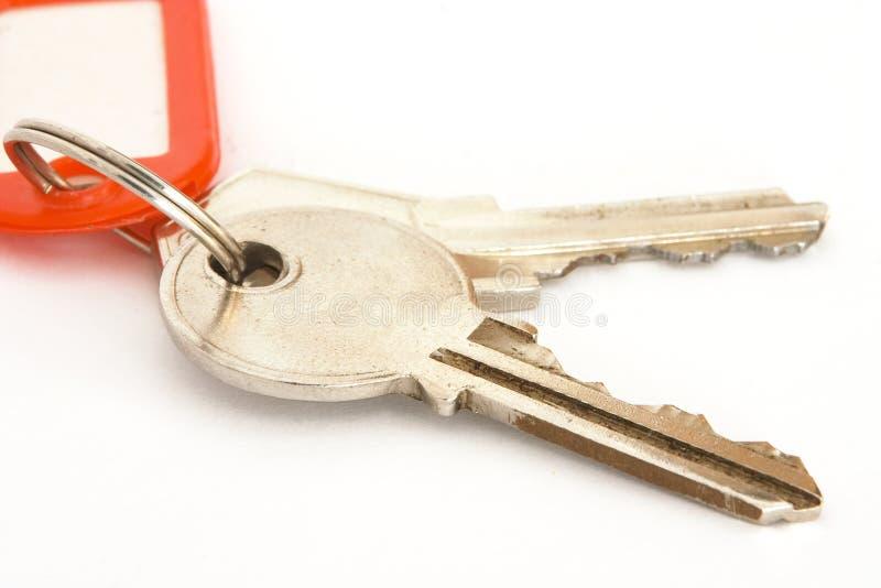 1 klucze do domu zdjęcia royalty free