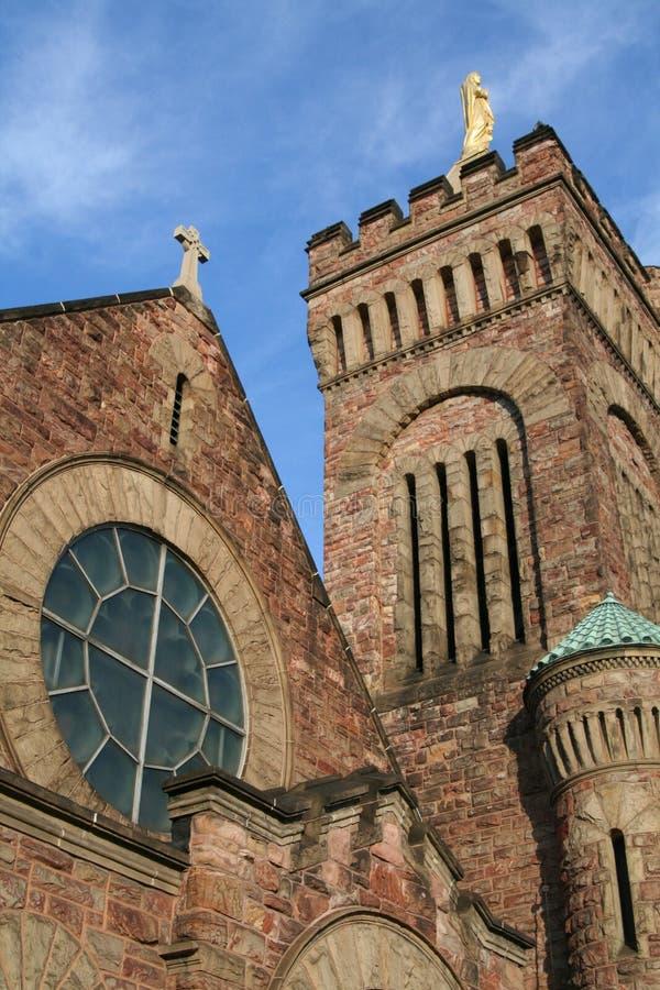 1 kościoła fotografia stock