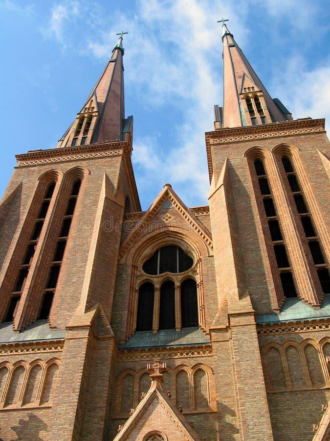1 Kościoła Obrazy Stock