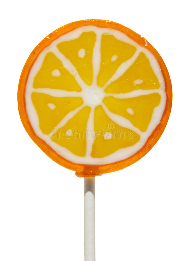1 lollypop στοκ εικόνα