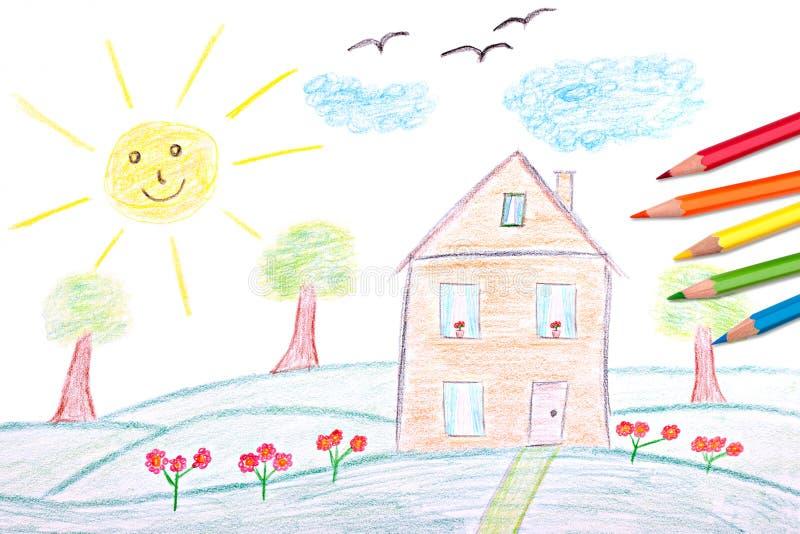 1 lyckliga värld royaltyfri illustrationer