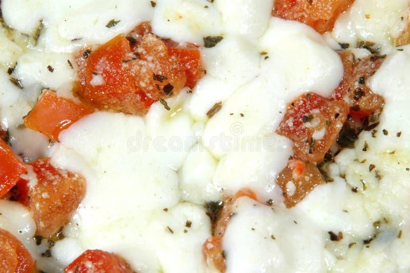 1 margheritapizza arkivbild