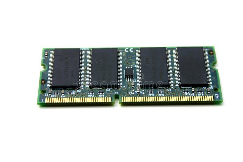1 microchip royaltyfri foto