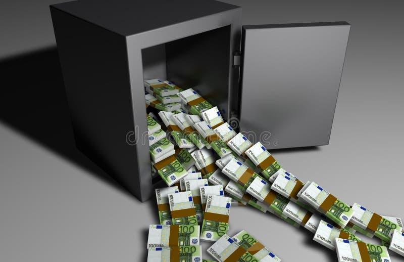 Download 1 Million Euros Royalty Free Stock Photos - Image: 15595258