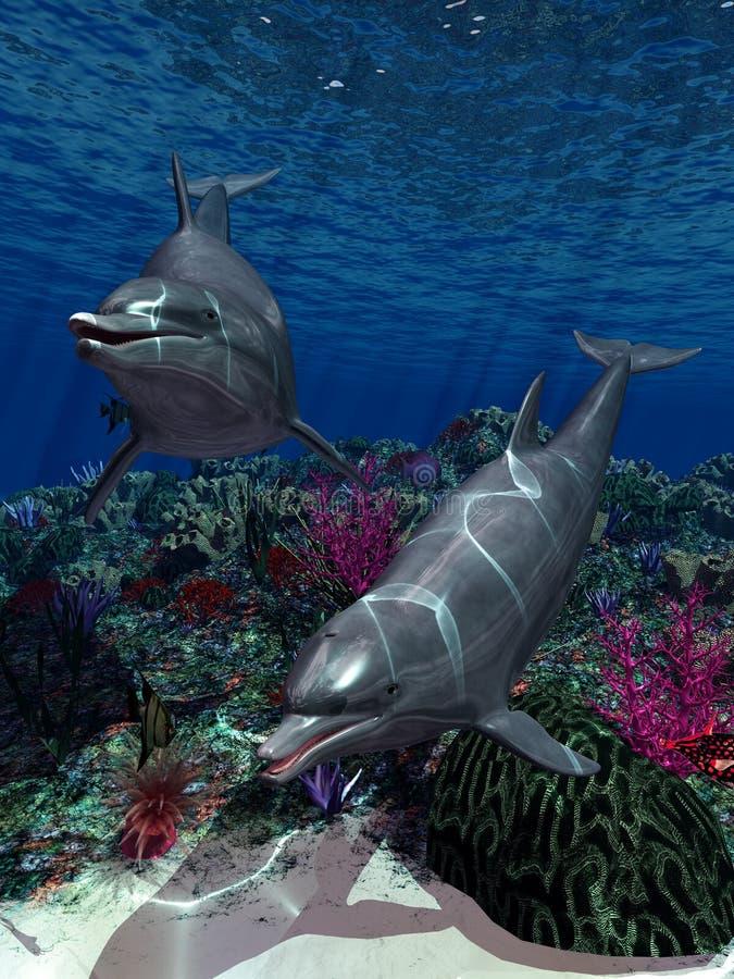 (1) oceanworld ilustracji