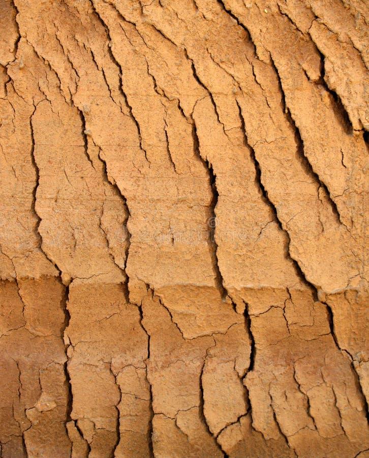 (1) pękająca ziemia zdjęcie stock