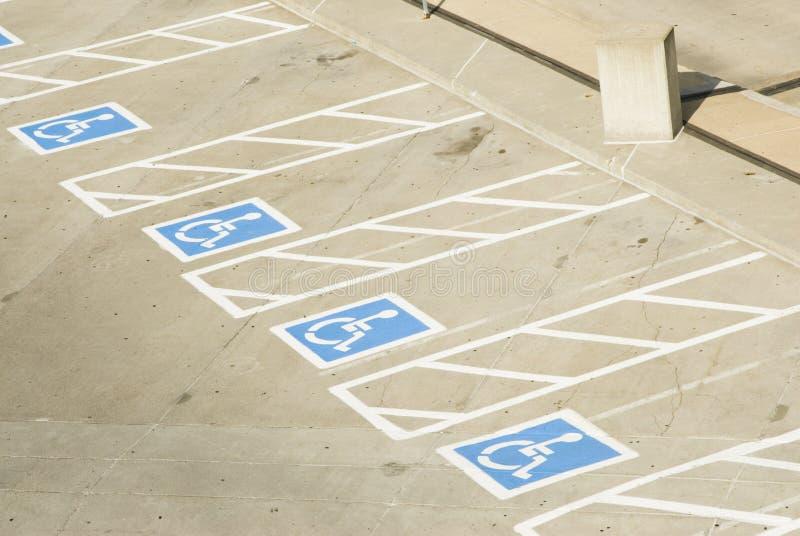 1 parkingu foru obraz royalty free