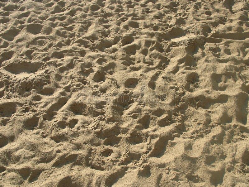 1 piasku zdjęcie stock