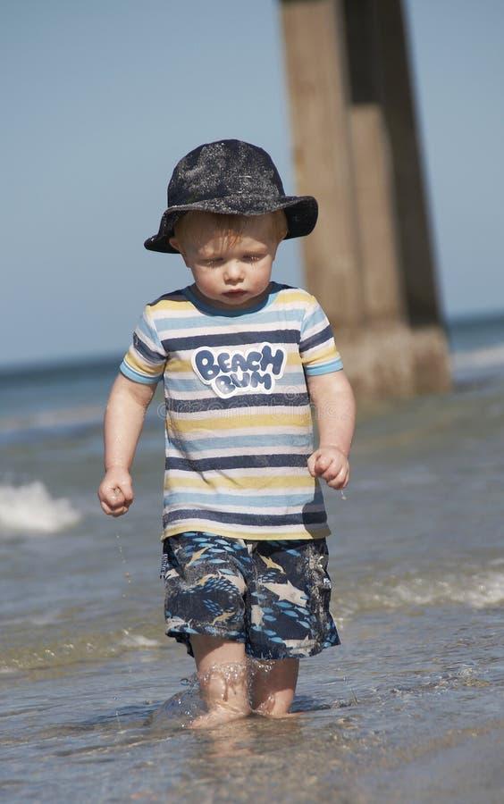 (1) plażowy półdupek zdjęcia royalty free