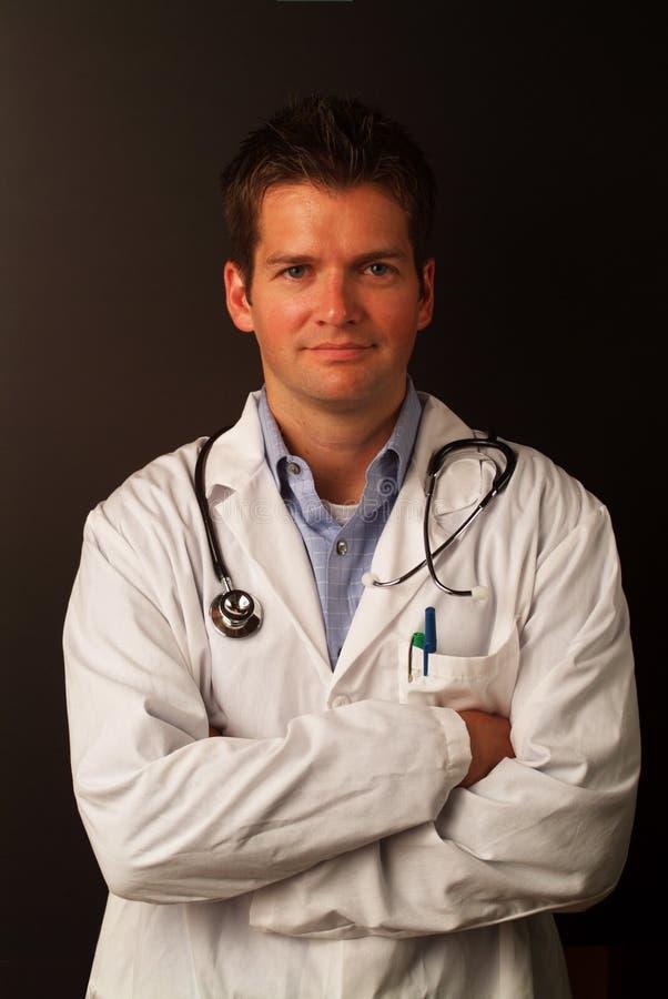 1 portret medyczny obrazy stock