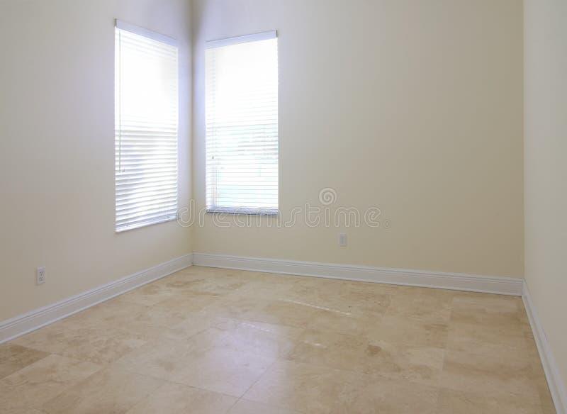 (1) pusty pokój obrazy stock