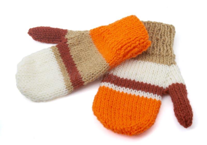 (1) rękawiczki zdjęcia stock