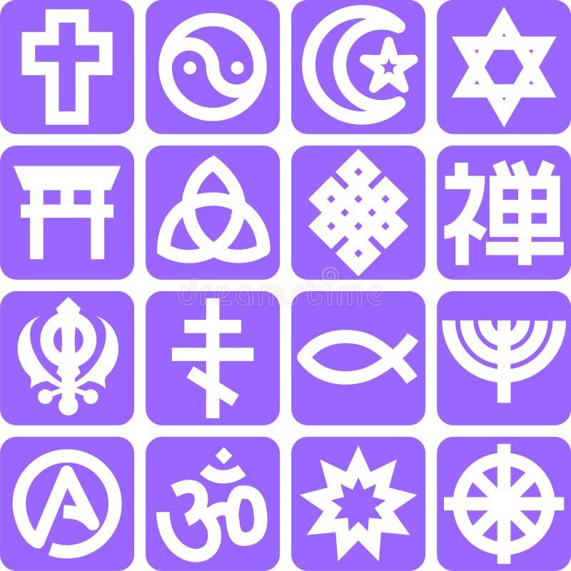 (1) religijny royalty ilustracja