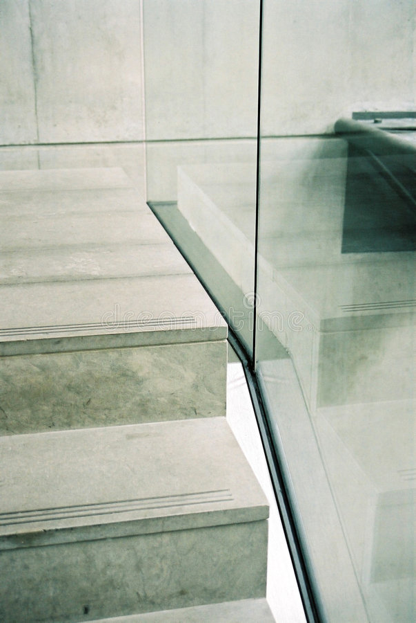 1 schody. fotografia royalty free