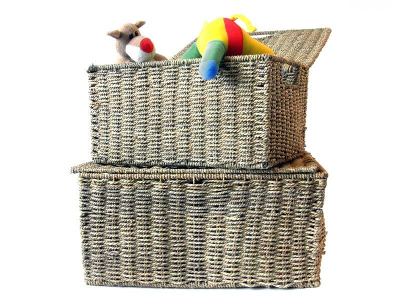 1 składowania pudełkowata zabawka obrazy royalty free