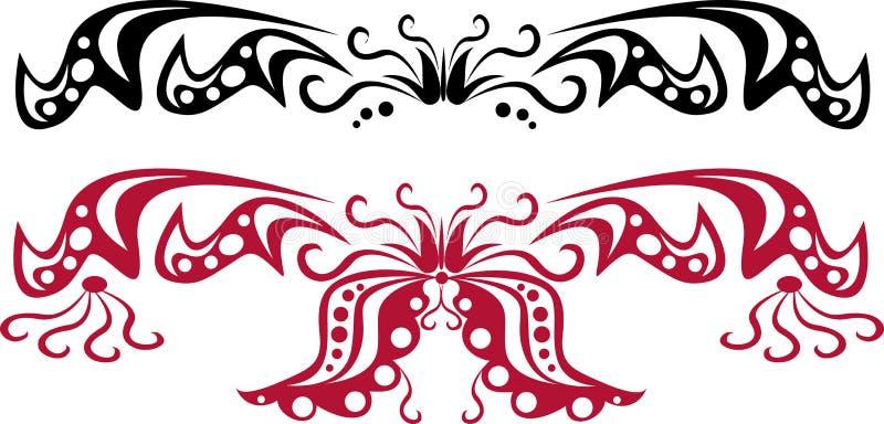 Download 1, Som Färger Mönsan Set Wish För Scroll Dig Vektor Illustrationer - Illustration av panel, design: 505990
