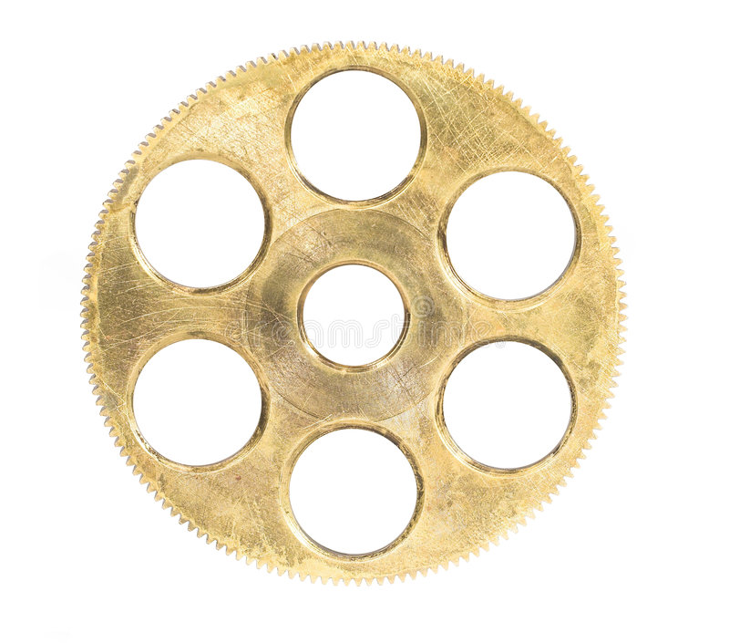 1 sprocket obrazy royalty free