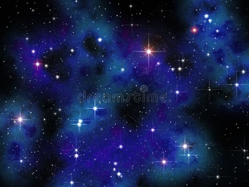 1 starfield иллюстрация штока