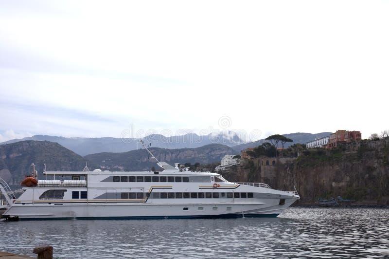 1 statek wycieczkowy zdjęcie royalty free