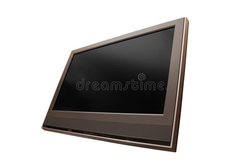 1 tv zdjęcie stock