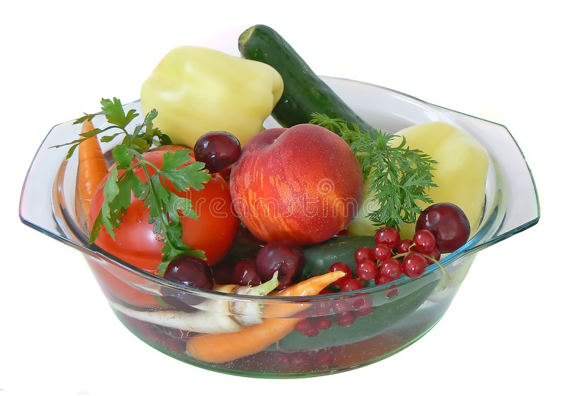 1 warzywa owocowe obraz royalty free