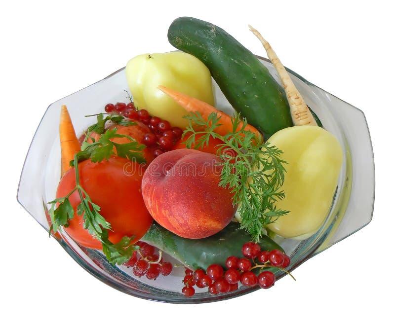 1 warzywa owocowe obrazy stock