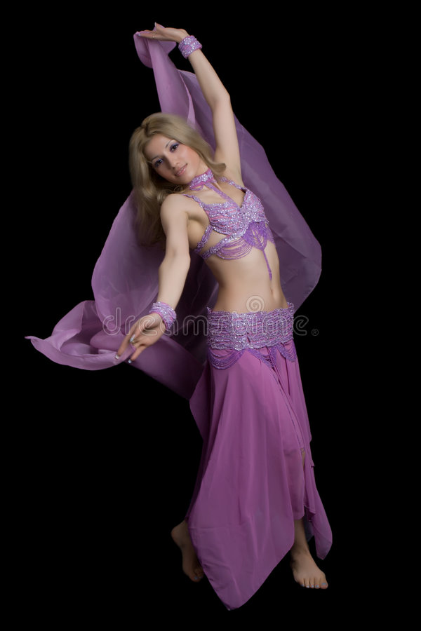 10舞蹈 免版税库存图片