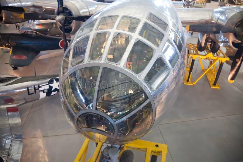 10 29 b Boeing Chantilly Październik Virginia zdjęcia royalty free