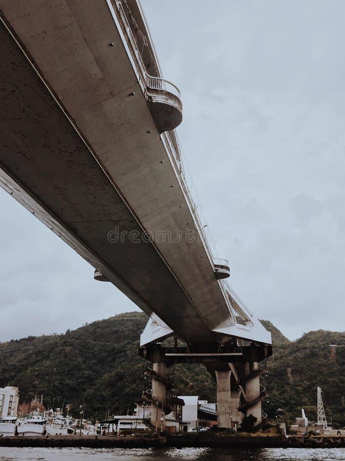 10/365 Nanfangao Bridge royalty free stock image