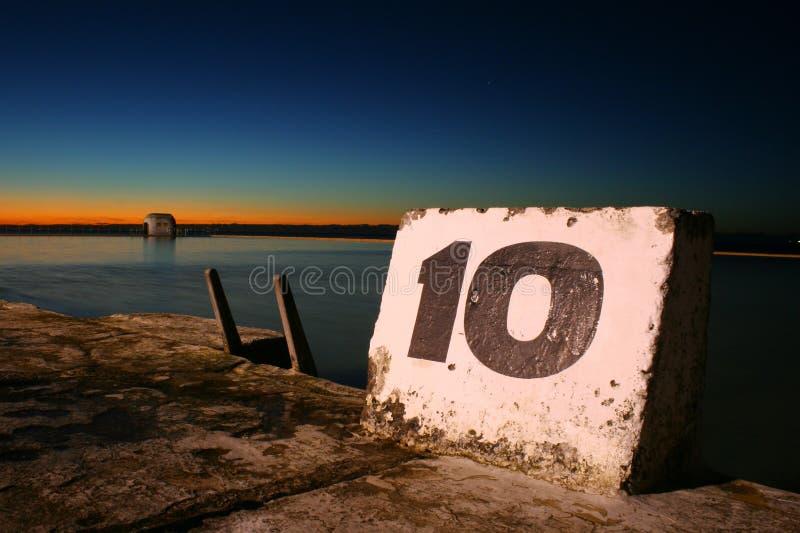 10 obraz stock