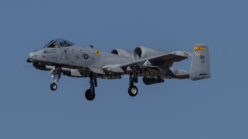 A-10 royalty-vrije stock foto