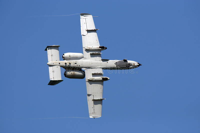 A-10 Belly