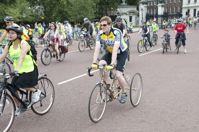 10 London władyki mayor s skyride fotografia royalty free