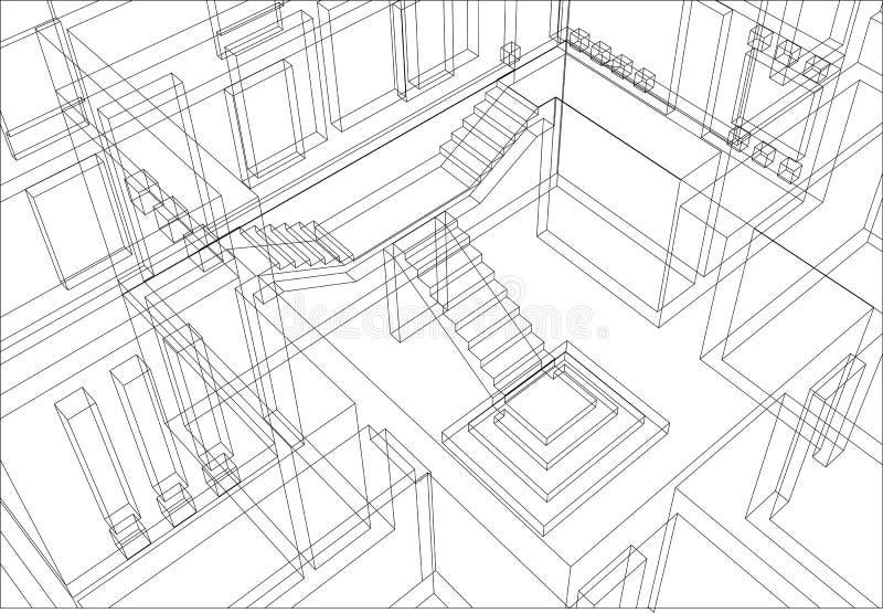 10 tło budowa ilustracji