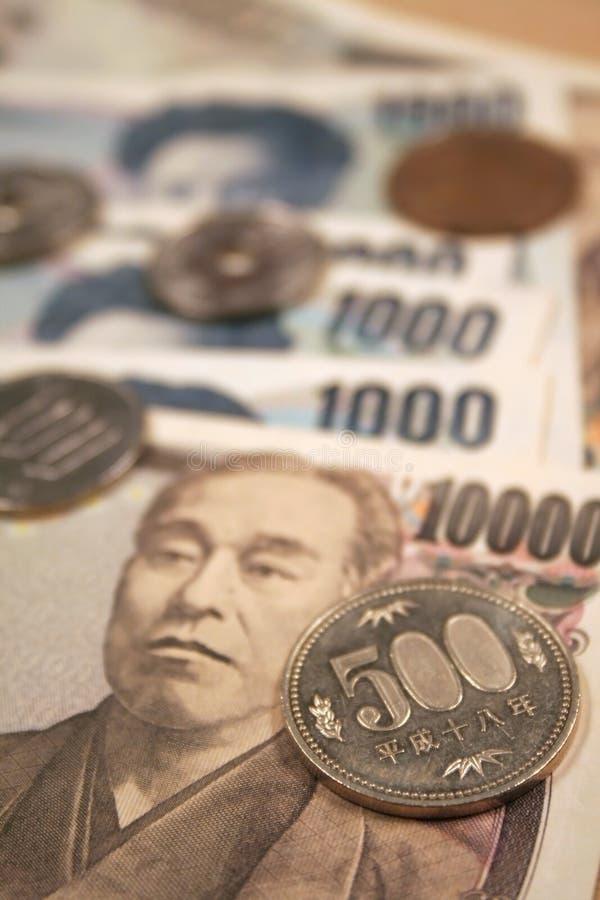 10 thousend jenów zdjęcia stock