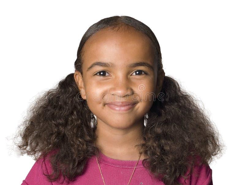 Download 10 year old Latino girl stock image. Image of smiling - 8983467