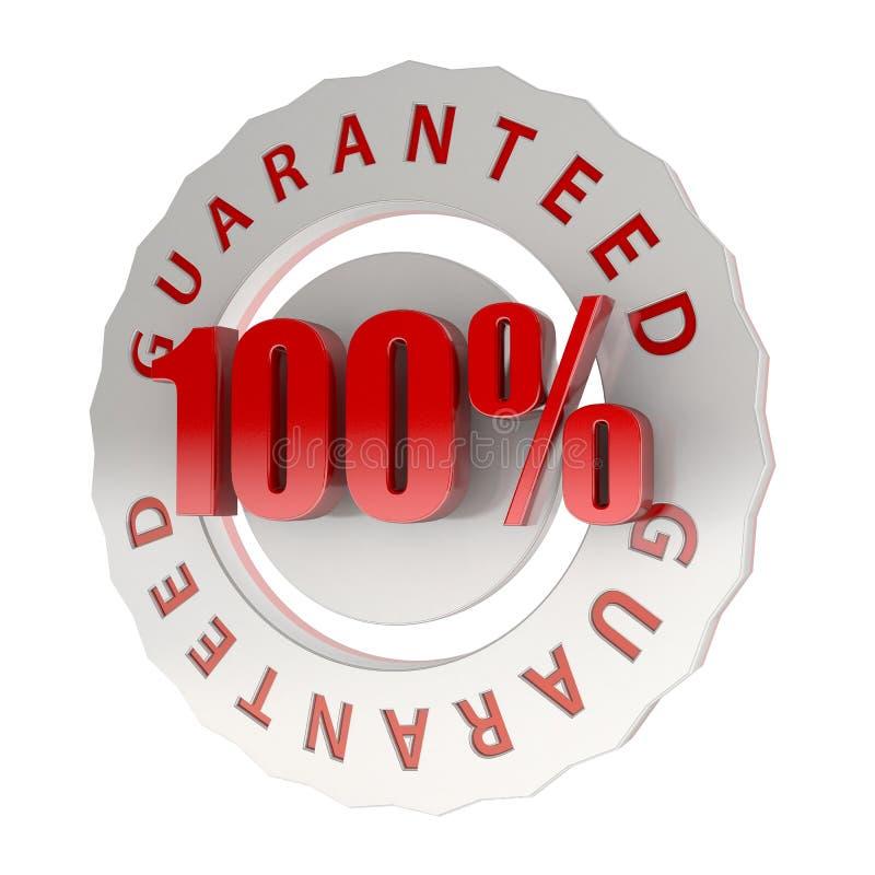 100 που εγγυώνται απεικόνιση αποθεμάτων
