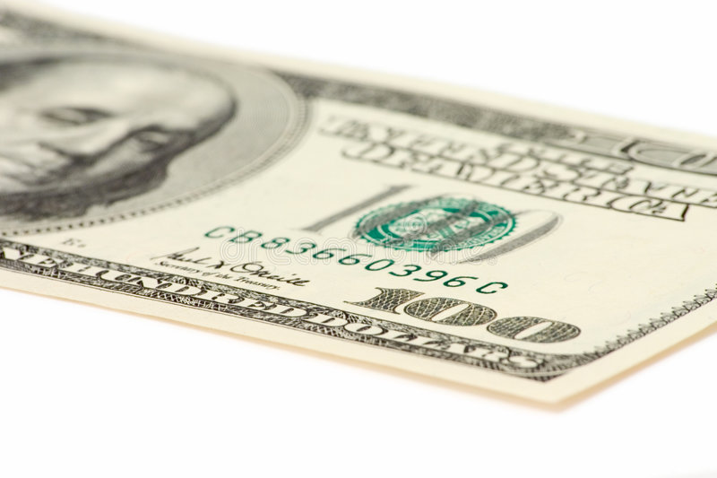 Download $100 stock photo. Image of cash, isolated, bank, legal - 103530