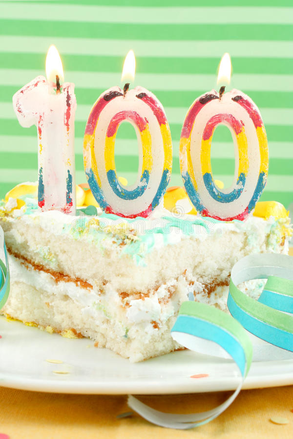 100 birthday or anniversary cake stock images