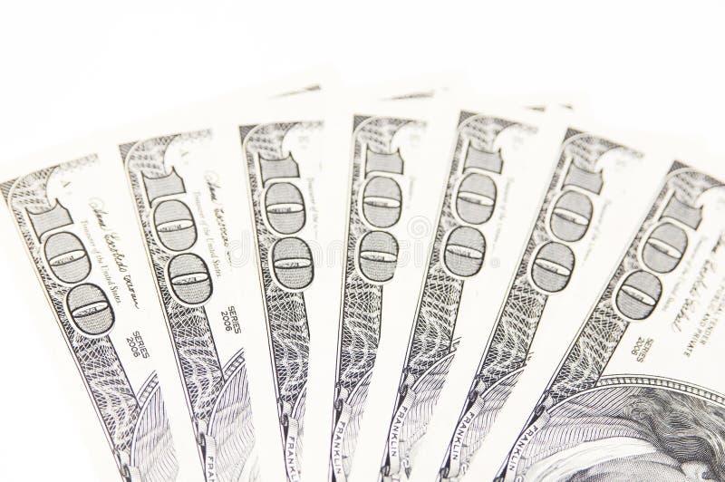 100 Dollar Bill Royalty Free Stock Photo