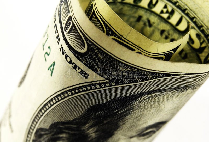 Download 100 dollar bill stock image. Image of franklin, unit, value - 681331