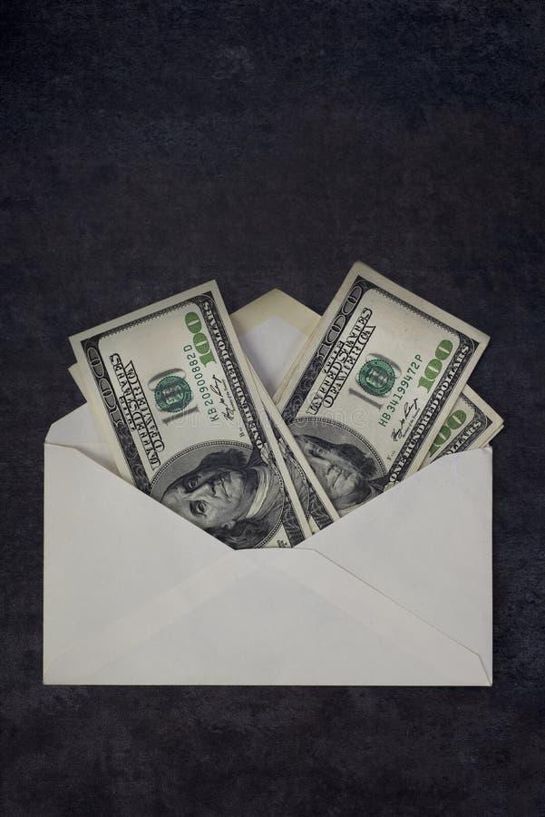 Download 100 Dollar Bills In Envelope Stock Photo - Image: 28474032
