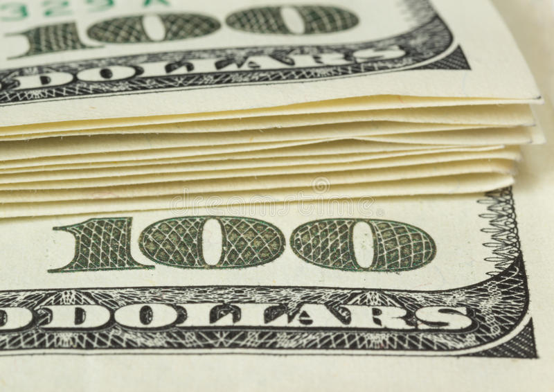 Download 100 Dollars Royalty Free Stock Photography - Image: 24586917